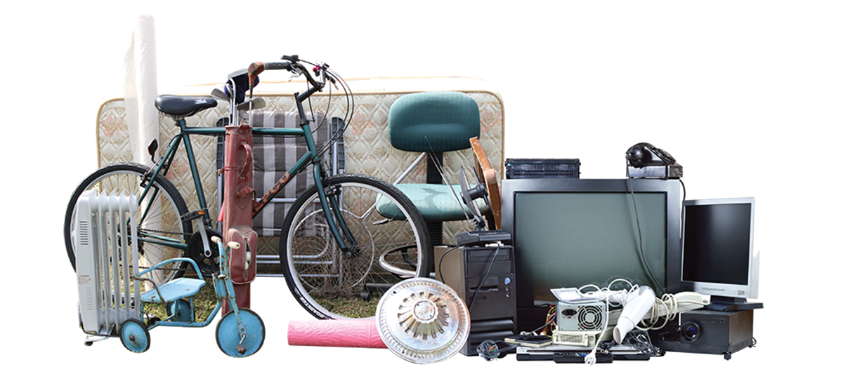 Image result for treasured hard rubbish collection