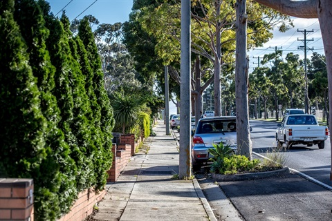 Camp Road footpaths Campbellfield 10